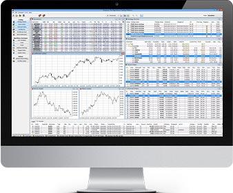 Algorithmic trading system developer