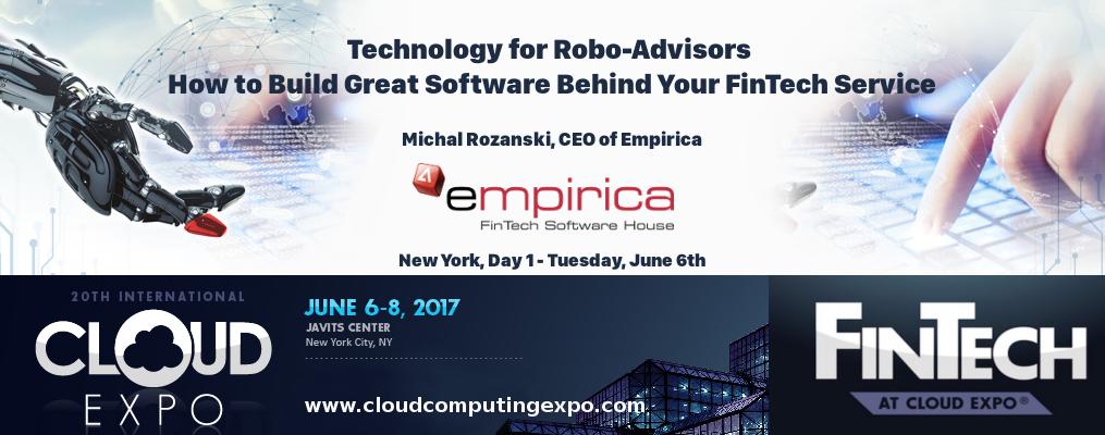 CloudExpo_Empirica_FinTech